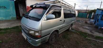 Шилка Toyota Hiace 2002