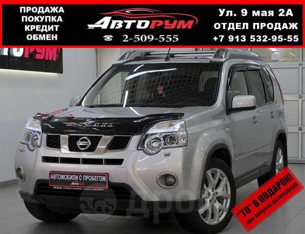 Nissan X-Trail, 2012 год, 867 000 руб.