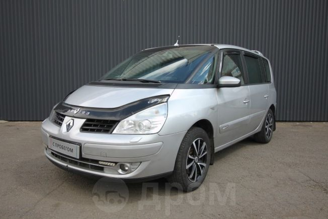 Renault Espace, 2006 год, 465 000 руб.