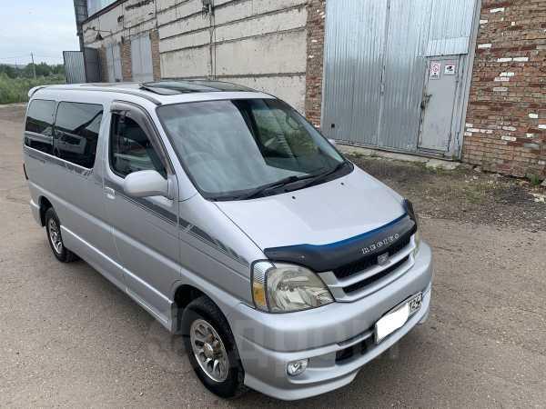 Toyota Touring Hiace, 2001 год, 585 000 руб.