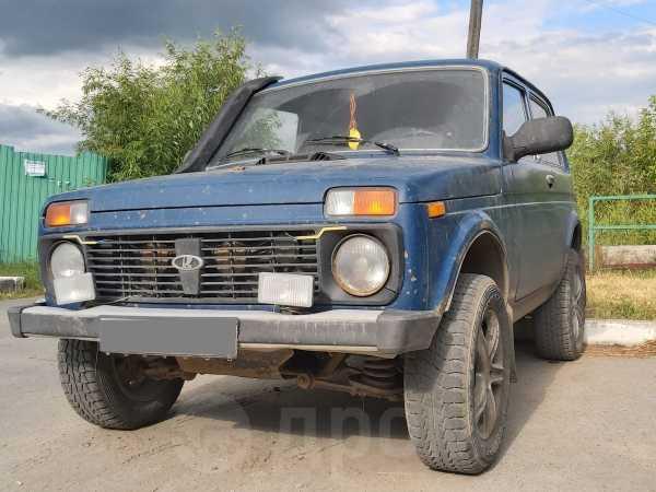 Лада 4x4 2121 Нива, 2011 год, 215 000 руб.