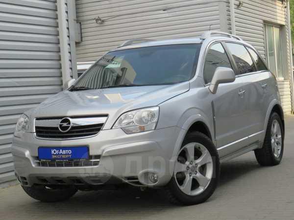 Opel Antara, 2008 год, 395 000 руб.