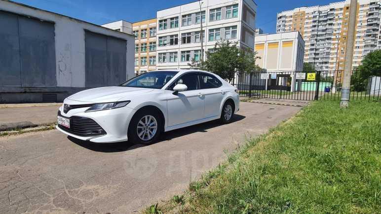 Toyota Camry, 2018 год, 1 460 000 руб.