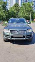 Volkswagen Touareg, 2005 год, 450 000 руб.