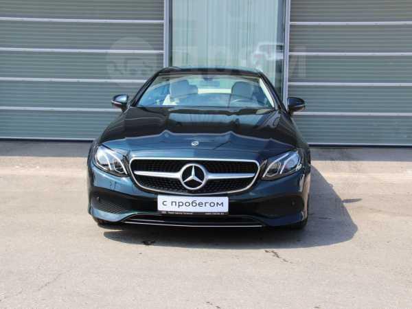 Mercedes-Benz E-Class, 2018 год, 2 898 000 руб.