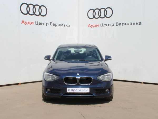 BMW 1-Series, 2013 год, 728 000 руб.