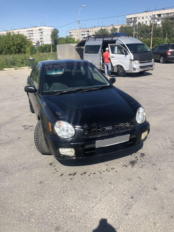 Subaru Impreza, 2001 год, 169 000 руб.