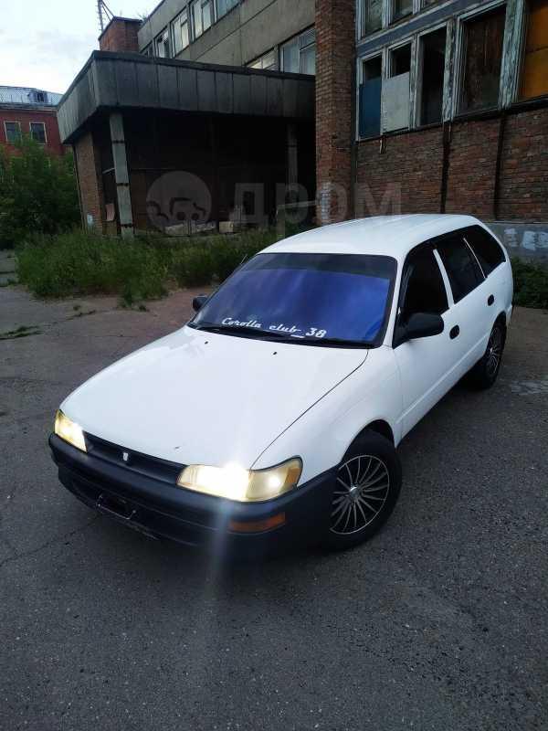 Toyota Sprinter, 1994 год, 180 000 руб.
