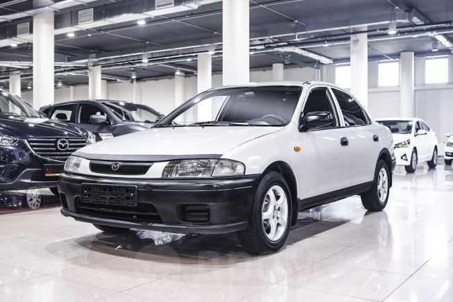 Mazda 323, 1998 год, 115 000 руб.
