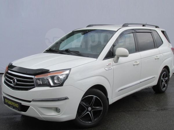 SsangYong Stavic, 2013 год, 999 000 руб.