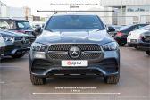 Mercedes-Benz GLE Coupe 2019 - Внешние размеры