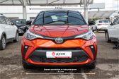 Toyota C-HR 201910 - Внешние размеры