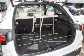 Mercedes-Benz GLA-Class 2019 - Размеры багажника