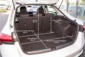 Skoda Rapid 201912 - Размеры багажника