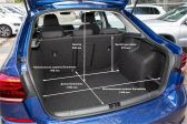 Volkswagen Polo 2020 - Размеры багажника