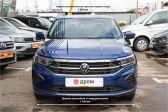 Volkswagen Polo 2020 - Внешние размеры