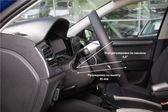Volkswagen Polo 2020 - Внутренние размеры