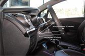 Renault Kaptur 2020 - Внутренние размеры