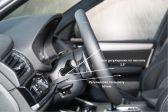 BMW X3 201406 - Внутренние размеры