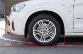 BMW X3 201406 - Клиренс