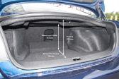 Infiniti Q50 2014 - Размеры багажника