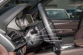 BMW X5 2013 - Внутренние размеры