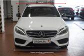 Mercedes-Benz C-Class 2013 - Внешние размеры