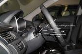 FAW Besturn X80 2014 - Внутренние размеры