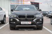 BMW X6 201406 - Внешние размеры