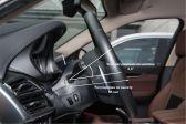 BMW X6 201406 - Внутренние размеры
