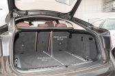 BMW X6 201406 - Размеры багажника