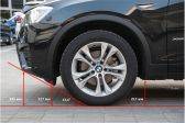 BMW X4 2014 - Клиренс