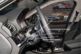 BMW X4 2014 - Внутренние размеры
