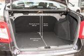 Datsun on-DO 201407 - Размеры багажника