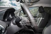 Ford EcoSport 201408 - Внутренние размеры