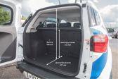 Ford EcoSport 201408 - Размеры багажника