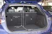 Infiniti Q30 2015 - Размеры багажника