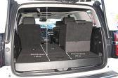 Chevrolet Tahoe 201306 - Размеры багажника