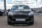 Ford Fiesta 2013 - Внешние размеры