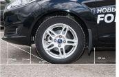 Ford Fiesta 2013 - Клиренс