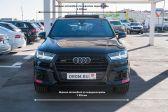 Audi Q7 2015 - Внешние размеры