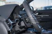 Audi Q7 2015 - Внутренние размеры