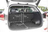 Hyundai Tucson 201503 - Размеры багажника