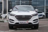 Hyundai Tucson 201503 - Внешние размеры