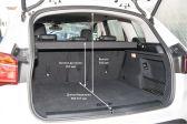 BMW X1 2015 - Размеры багажника