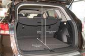 Dongfeng AX7 201501 - Размеры багажника