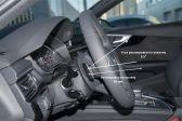 Audi A4 2015 - Внутренние размеры