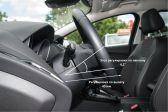 Ford Focus 2014 - Внутренние размеры