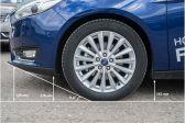 Ford Focus 201403 - Клиренс