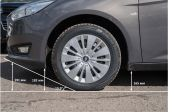 Ford Focus 2014 - Клиренс